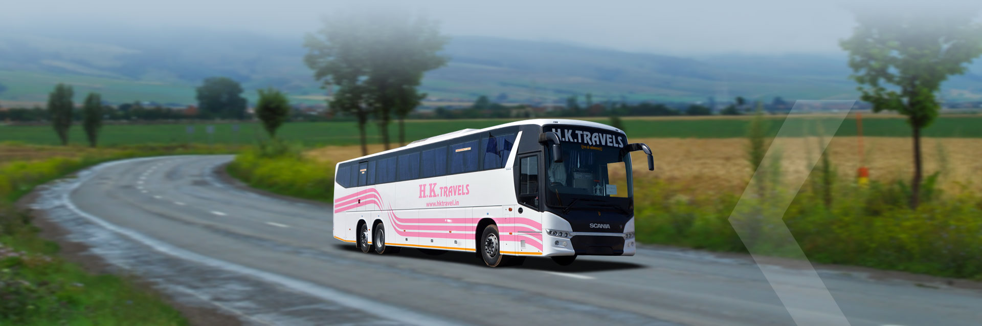 Online Bus Ticket Booking HK Travels